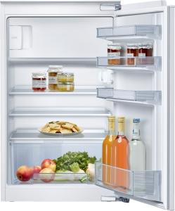 K1525XFF1 Neff Einbau Kühlschrank mit Gefrierfach, FreshSafe und LED