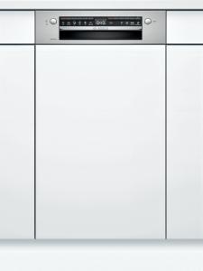 SRI4HKS53E Geschirrspüler integrierbar 45 cm EdelstahlSilenceProgrammDosierAssistent