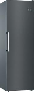 Bosch GSN36VXFP Stand Gefrierschrank 186 cm blackSteel antiFingerprint NoFrost VarioZone superFreezing