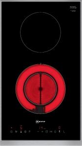 TL13FD9T8 Domino-Elektrokochfeld 30 cm touchControl Designrahmen