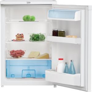 TSE1423N Tischkühlschrank mit Gefrierfach 84 cm hoch54 cm breit 101 l Nutzinhalt LED Beleuchtung