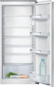 KI24RNFF0 Einbau-Kühlschrank ohne Gefrierfach 123 cm Nische LED-Beleuchtung
