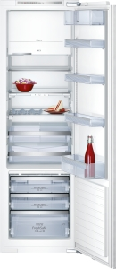 Neff K325 (K8325X0 ) Einbaukühlschrank178cm Nische mit FreshSafe LED-Beleuchtung SoftClose Flachscharnier