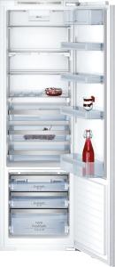 Neff K315 (K8315X0) Einbaukühlschrank 178cm FreshSafe SoftClose beids.LED-Beleuchtung A++ Sockelaggregat