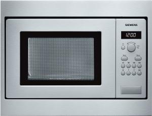 Siemens HF15M552Einbau-MikrowelleEdelstahl NUR für 50cm breiten Oberschrank (Hängeschrank!!) geeignet!