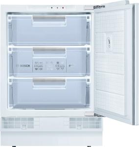 Bosch GUD15A55 Unterbaugefrierschrank 60cm brei 82cm hoch integrierbar mit Türdämpfung A+