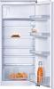 Neff K425A1(K1554X7 ) Einbaukühlschrank 122cm m.Gefrierfach Nutzinhalt 183Ltr.Flachscharnier FreshSafe A+