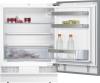 Siemens KU15RSX60 (Set: KU15RA60 + KU20ZSX0 ) Unterbaukühlschrank mit Vorsatztür Edelstahl