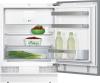 Siemens KU15LSX60 (Set:KU15LA60 + KU20ZSX0) Unterbaukühlschrank mit Vorsatztür Edelstahl