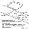 Siemens EH640FEB1E 60 cm Induktions-Kochstelle, Glaskeramik