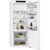 AEG SFE81426ZC Einbaukühlschrank mit Gefrierfach, 140cm Nischenhöhe, Festtür-Technik, 0-Grad-Zone