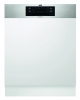 AEG FEE62600PM Geschirrspüler 60cm integrierbar edelstahl 44dB - ExtraSilent 42dB A++