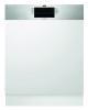 AEG FES5360XZM Geschirrspüler 60cm integrierbar edelstahl 42dB ab 7 L