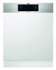AEG FES6370XPM Geschirrspüler 60cm integrierbar edelstahl ab 7 L