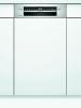 Bosch SPI4HMS61E Geschirrspüler integrierbar 45 cm Edelstahl HomeConnect StartzeitvorwahlEEK: A+