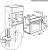 AEG BSK787-1 ( BSK782220M + IKE85441XB + TR1LFSTV )Einbau-Backofenset