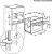 AEG KMK721000M Mikrowellen- und Grillkombination
