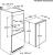 AEG SKE81021AFEinbaukühlschrank ohne Gefrierfach, 103cm Nischenhöhe,Festtür-Technik