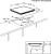 AEG IEB64030XB Kochfeld Induktion herdgebunden 4-fach MaxiSense Plus Edelstahlrahmen 60 cm