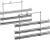 Neff Z 13TF36 X0 VollauszugHerde/Backöfen-Zubehör