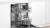 Bosch SMI4HAS48E Geschirrspüler integrierbar 60 cm EdelstahlHomeConnect Besteckkorb44/41dB EEK:D