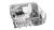Bosch SMU4HBS01D EXCLUSIV (MK) Unterbau Geschirrspüler EdelstahlHomeConnect