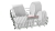 Bosch SMV4HVX31E Geschirrspüler vollintegrierbar HomeConnect InfoLight Besteckschublade 46dB EEK:E