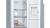 Bosch GSN36AIEP Stand GefrierschrankEdelstahl mit Anti-Fingerprint NoFrostLEDIceTwister