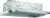 Bosch DFL064A52 Flachschirmhaube 60 cm