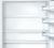 Bosch KIR18NFF0 Einbau Kühlschrank 88 cm NischeFlachscharnierLED