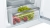 Bosch KIR21AFF0 Einbau Kühlschrank 88 cm Nische VitaFreshPlusLEDFreshSense