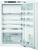 Siemens KI32LADF0 Einbau Kühlschrank mit Gefrierfach 103 cm Nische FlachscharnierhyperFreshPlus EEK:F