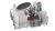 Neff S145HTS15E Geschirrspüler integrierbar 60 cm HomeConnect dosierAssistentEasyClean 46dB EEK:E