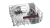 Neff S255HAX29EXXL Geschirrspüler vollintegrierbar 60 cm TimeLight HomeConnect44dB