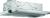 Bosch DFL064W53 Flachschirmhaube 60 cm