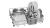 Bosch SMV4HTX28E Geschirrspüler vollintegrierbar 60 cmHomeConnectInfoLight