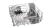 Bosch SMI4HBS40E Geschirrspüler integrierbar 60 cm Edelstahl 46dB Schublade nachrüstbar HomeConnect