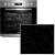 Beko BUM22320X1 Herdset Elektronikuhr8 HeizartenLED-DisplaySteamShine