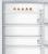 Siemens KI24LNFF0 Einbau-Kühlschrank mit Gefrierfach 123 cm NischeLED