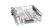 Bosch SGV4HVX31E Geschirrspüler vollintegrier 60 cmInfoLight varioSchublade DosierAssistent