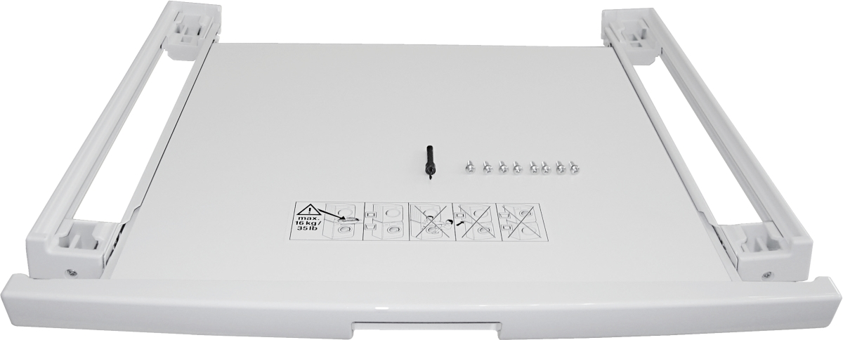 Bosch WTZ 11300 Verbindungsatz mit Auszugsplatte alle Bosch und Siemens Modelle