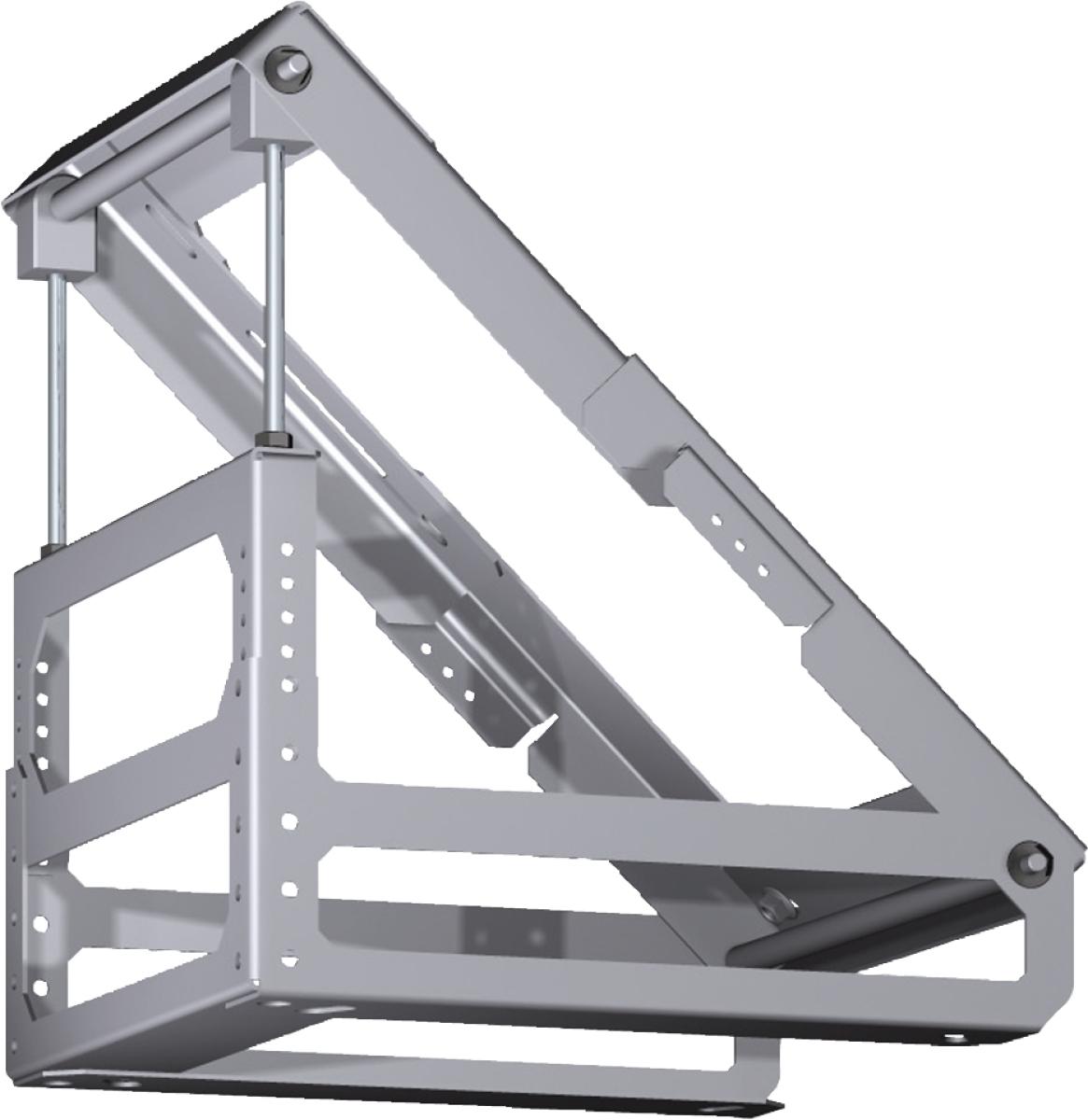 Neff Z 5911 X0Adapter für Dachschrägen links/rechDunstabzugshauben-Zubehör