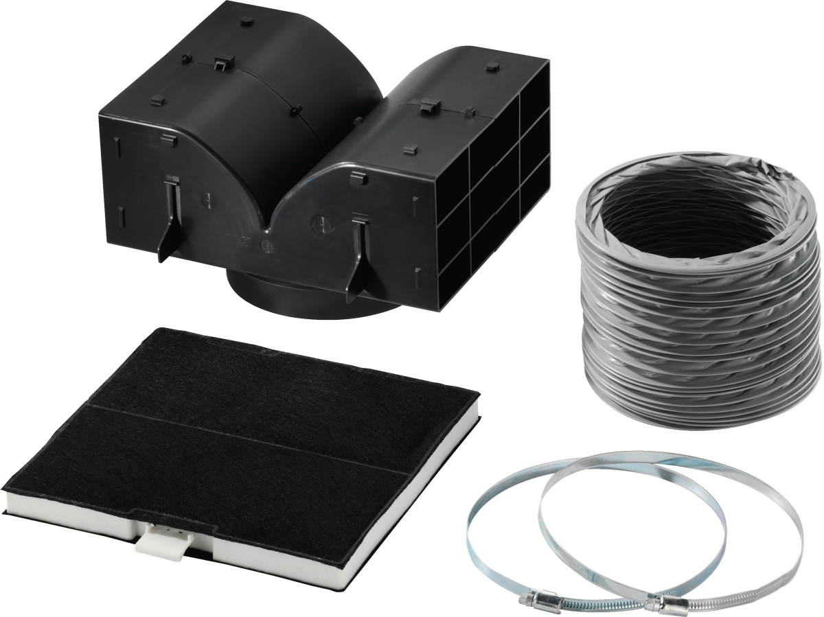Neff Z 5105 X5Starterset UmluftbetriebDunstabzugshauben-Zubehör