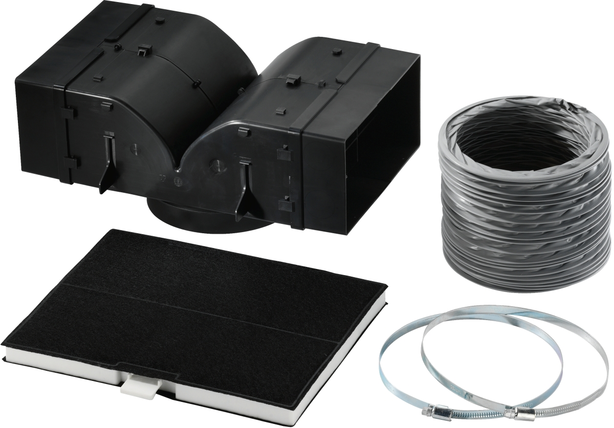 Siemens LZ53850 Starterset für UmluftbetriebDunstabzugshauben-Zubehör