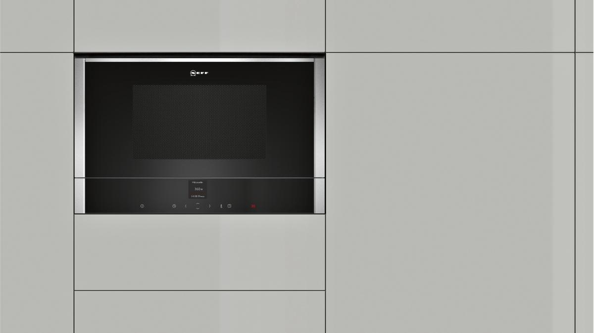 neff cwr1700n c17wr00n0 einb mikro breite hohe h nge und hochschr nke. Black Bedroom Furniture Sets. Home Design Ideas