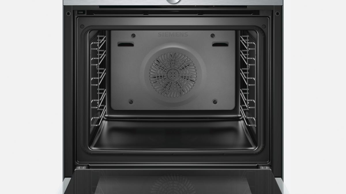 siemens backofen hb634gbw1 wei 13 heizarten tft display a g nstig kaufen. Black Bedroom Furniture Sets. Home Design Ideas