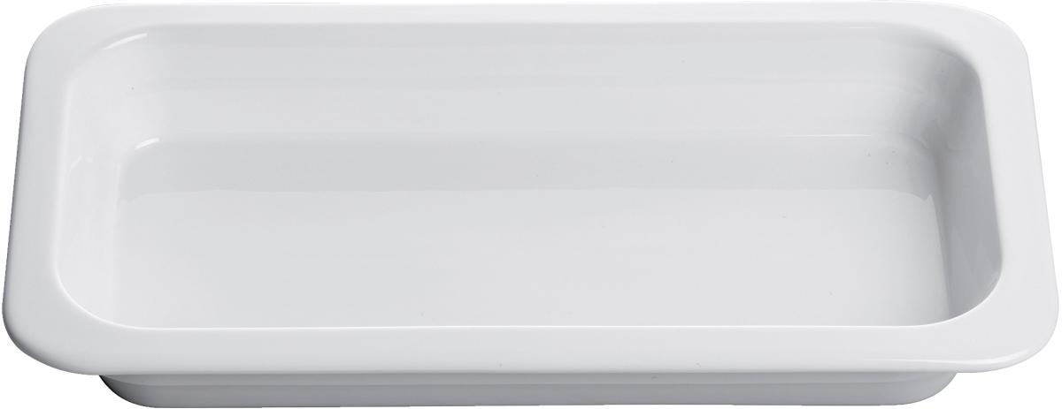 Siemens HZ36D513P Porzellan-Behälter-GN1/3-ungeloch