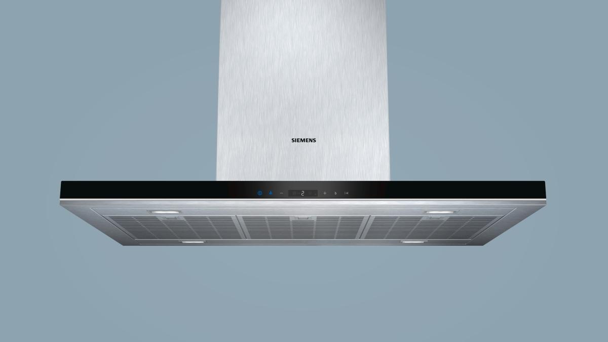 Siemens inselesse lf98ba572 edelstahl 90 cm a intensivstufe 870 cbm