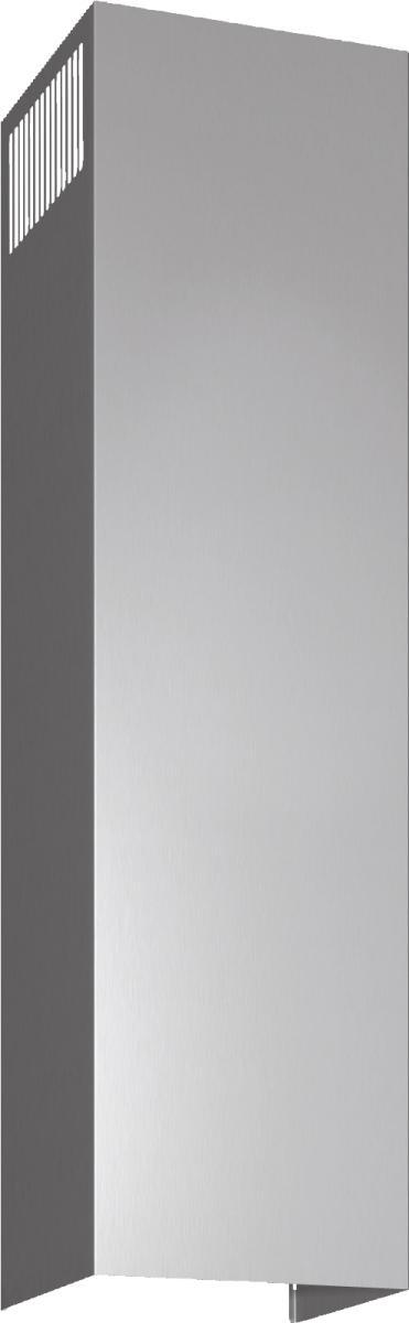 Siemens LZ12250 Kaminverlängerung 1000 mm EdelstahlDunstabzugshauben-Zubehör