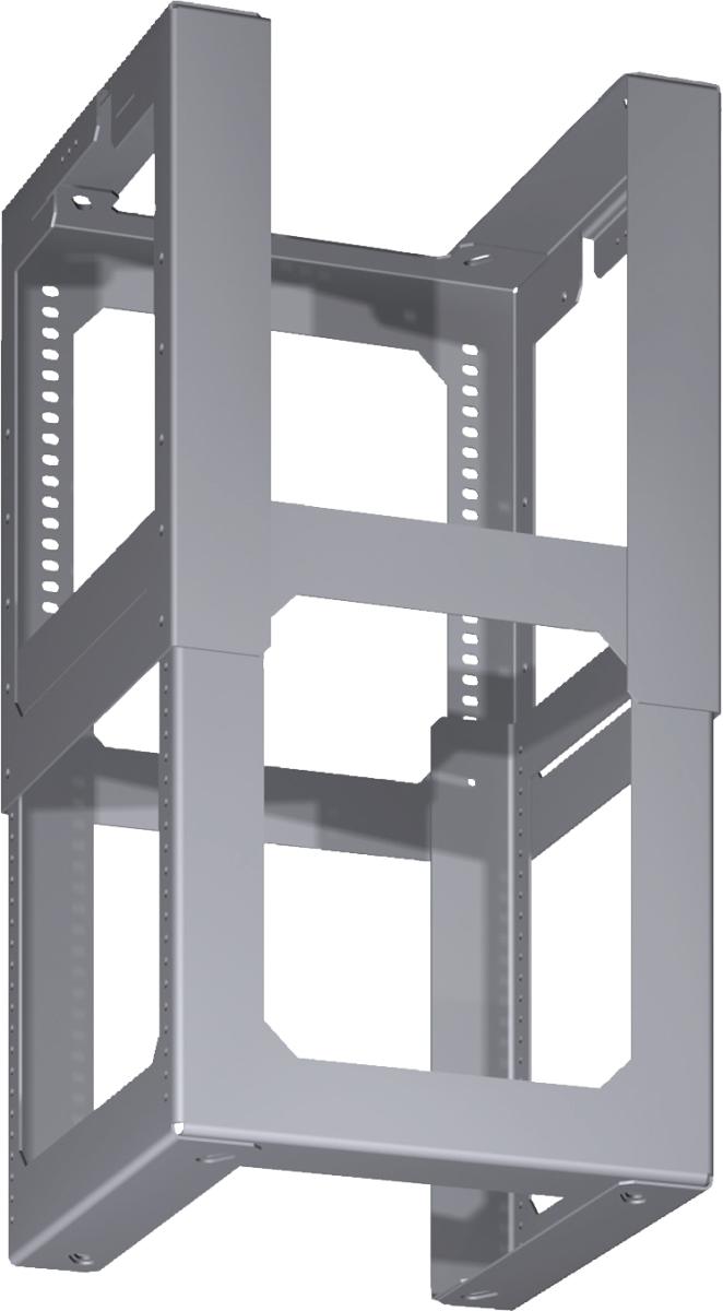 Siemens LZ12500 Montageturmverlängerung 500 mmDunstabzugshauben-Zubehör